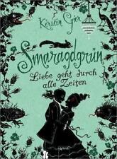 Smaragdgrün / Liebe geht durch alle Zeiten Bd.3 von Kerstin Gier - fester Einban