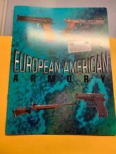 1996 European American Armory (Eaa) Catalog. Astra, Witness