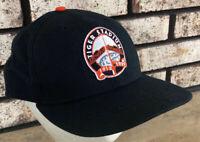 Tiger Stadium Detroit Tigers MI MLB New Era  Adjustable Cap Hat Made USA vtg