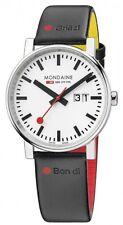 Orologio Mondaine nord sud gottardo orologio svizzero
