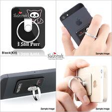 Bunker Ring Finger Grip Holder Stand For Universal Mobile Devices-Skelanimal Kit