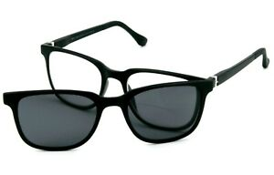 Sonnenlesebrille 1.50, 2.0, 2.5, Herren Lesehilfe bifokal mit magnet Sonnenclip