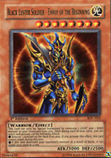 Yugioh Black Luster Soldier - Envoy of the Beginning IOC-025 1st Ed Ultra Played
