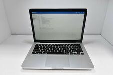 "13"" Apple MacBook Pro A1502 i5 2.5GHz - 8GB - NO SSD - C02PQ0VNFVH4"