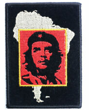 """Che Guevara South America - Woven Sew On Patch 3"""" x 3.75"""""""