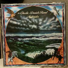 "CHARLIE DANIELS BAND - Nightrider (AL 34402) - 12"" Vinyl Record LP - EX"