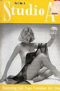 Pocket Magazine--Studio Art #-4-----72