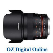 New Samyang 50 mm f/1.4 AS UMC F1.4 for Nikon 1 Yr Au Wty