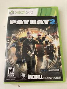 Payday 2 (Microsoft Xbox 360, 2013)