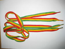 Schnürsenkel Rasta_Rasta Shoe Lakes_Reggae, Party, Festival