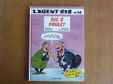 L'AGENT 212 n°12 ***  RIS, Ô POULET