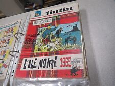 REVUE JOURNAL HEBDOMADAIRE DE TINTIN HERGE N° 862 29 avril 1965 couverture *