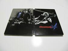 Steelbook Devil May Cry 4 + Juego Xbox 360 Pal España