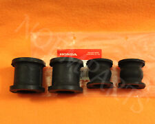 NEW 03-11 Honda Element Sway Bar Bushing FRONT & REAR Stabilizer Holder OEM