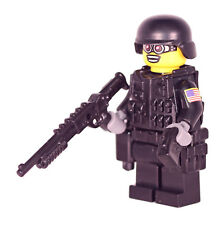 R6S FBI Attacker Thermite Custom Rainbow Six Siege Minifig made with real LEGO®