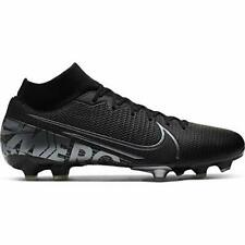 Nike Men's Soccer Mercurial Superfly 7 Academy Multi, Black/Cool Grey, Size 5.0
