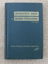 Reference Data for Radio Engineers - 3rd Edition, 1951, HC