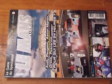 $$$ Revue Le Mans Racing HS N°6 Oreca-Aim 01Franck MontagnyAudi R15 TDI