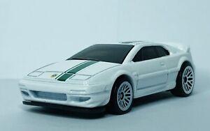 Hot Wheels Lotus Esprit 'Loose' White