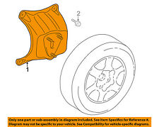 TOYOTA OEM 96-05 RAV4 Spare Tire Carrier-Spare Carrier 5190842020