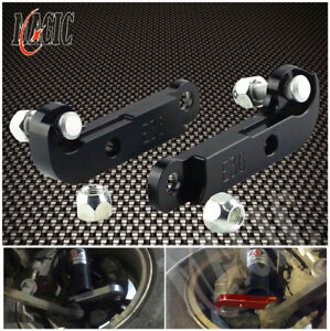 Adapter increasing turn angles about 25% -30% drift lock kit For BMW E36  BK