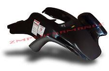 NEW HONDA TRX 400EX 99 - 07 BLACK RACE FRONT FENDER PLASTIC TRX400EX