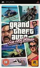 Grand Theft Auto (GTA) Vice City Stories - Sony PSP - Map & manual included