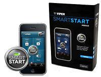 Viper Smart Start Module New SmartStart for iPhone Android Remote Start VSM100