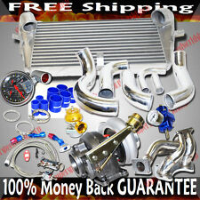 HX40W-T4 Turbo Kits for 93-95 Mazda RX-7 Base/Touring Coupe 2D 1.3L Turbocharged