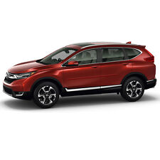 BODY SIDE Moldings PAINTED Trim Mouldings For: HONDA CR-V 2017-2018
