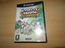 Harvest Moon A WONDERFUL LIFE UK PAL NINTENDO GAMECUBE -menthe PAL