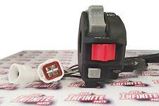 Left Handlebar Start Stop Light Control Switch for Yamaha  Warrior 350  2002-200