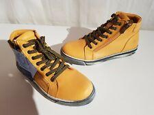 Cosmos Comfort Damen Leder Boots Farbe gelb Größe 37-38-39-40-41-42-43-44 NEU