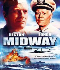 Midway (Charlton Heston, Henry Fonda) Blu-ray Reg All