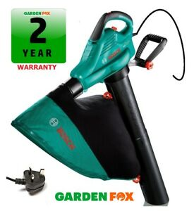 Bosch ALS30 3000W Garden Vacuum & Blower Electric 06008A1170 3165140815185 .
