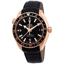 Omega Seamaster Planet Ocean Automatic Mens GMT Watch 232.63.44.22.01.001