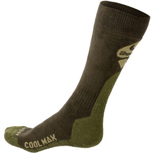 Snowbee Knitted CoolMax® Technical Boot Socks - Large - 13275-L