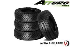 4 X Atturo Trail Blade MT LT275/65R18 123/120Q 10Ply E All Terrain Mud Tires M/T