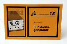 TOPP Buchreihe Elektronik Nr. 131: Funktions-Generator, Markus Böhm