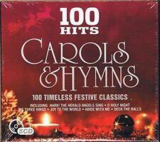 100 Hits-christmas Carols & Hymes Digipack Edition 5 CD