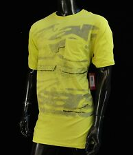 Alpinestars Racing Motocross Midday Yellow Atletic Mens T Shirt size 2Xlarge