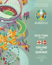 More details for england v denmark uefa euro 2020 semi final