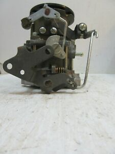 1961-1968 Dodge Truck 4334S Carter Carburetor NOS