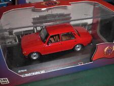 IXO / IST Models 014 - Wartburg 353 1985 rot - 1:43 Made in China