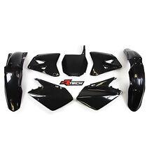 New RM 125/250 01-14 Racetech Plastic Kit Plastics Black 02 03 04 05 06 08 09 10