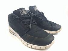 Nike Air SB Stefan Janoski Black Men's Size 10 Skate Board Sneaker Shoes EUR 44