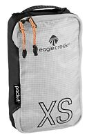 eagle creek Pack-It Specter Tech Cube XS Kleidersack Tasche Schwarz Grau Neu