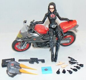 Hasbro GI Joe Classified Series Baroness Target Exclusive Customized