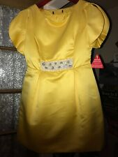 Fearne Cotton Yellow dress Size New