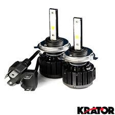 LED H4 Headlight Conversion Bulbs 40W Light Bulbs For 2002-2003 Suzuki GSX-R600